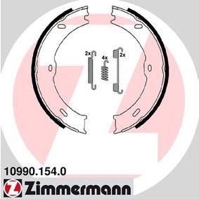 Bremsbackensatz, Feststellbremse Breite: 25mm mit OEM-Nummer A906 420 0320