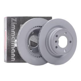 Bremsscheibe Bremsscheibendicke: 20mm, Lochanzahl: 5, Ø: 300mm mit OEM-Nummer 34 21 6 792 227