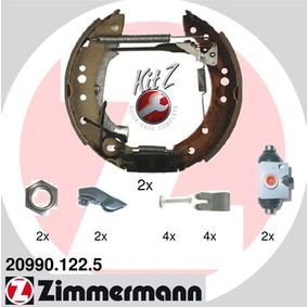 Bremsensatz, Trommelbremse mit OEM-Nummer 4242-01