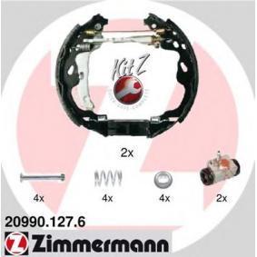Bremsensatz, Trommelbremse mit OEM-Nummer 4242.16