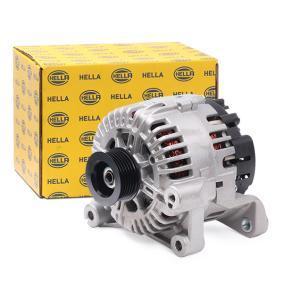 Lichtmaschine Rippenanzahl: 6 mit OEM-Nummer 7797661