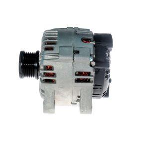 Lichtmaschine Rippenanzahl: 6 mit OEM-Nummer 96 4632 1880