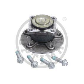 Wheel Bearing Kit Ø: 143mm with OEM Number 2463340006