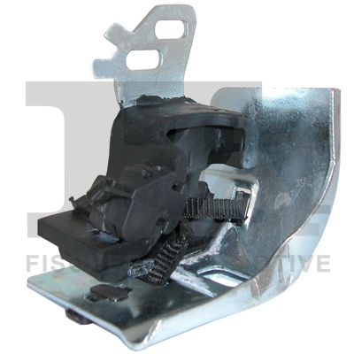 FA1  223-928 Halter, Abgasanlage
