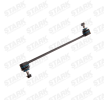 Stabilizer bar link STARK 7790058 Front axle both sides