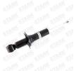Amortiguador STARK 7790307 Eje trasero, Presión de gas, Amortiguador con asiento de muelle, Anillo inferior, Espiga arriba