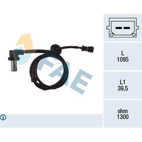 Sensor, wheel speed Article № 78062 £ 140,00