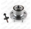 Axle shaft bearing STARK 7790418 Front Axle, Left, Right, with integrated ABS sensor