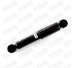 Amortiguador STARK 7790478 Eje trasero, Presión de gas, Amortiguador telescópico, Anillo inferior, Anillo superior