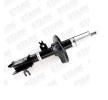 Amortiguador STARK 7790488 Eje delantero, derecha, Bitubular, Presión de gas, Columna de amortiguador, Espiga arriba, Puente abajo