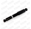 Struts STARK 7790577 Twin-Tube, Gas Pressure, Telescopic Shock Absorber, Bottom eye, Top eye