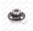 Fahrgestell MICRA I (K10): SKWB0180191 STARK