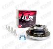 STARK Vorderachse beidseitig, mit integriertem ABS-Sensor SKWB0180413