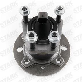 Wheel Bearing Kit Ø: 136,0mm with OEM Number 1 604 315