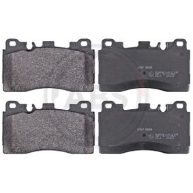 Brake Pad Set, disc brake 37867 E-Class Saloon (W212) E 63 AMG 5.5 4-matic (212.076) MY 2016