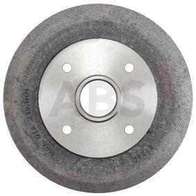 Bremstrommel Br.Tr.Durchmesser außen: 250mm, Felge: 4-loch mit OEM-Nummer GK5926251