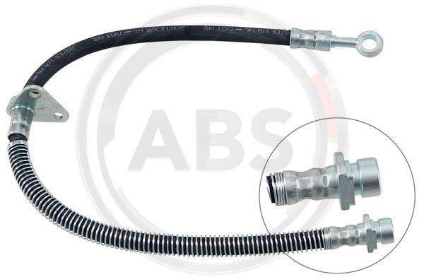 A.B.S.  SL 4014 Bremsschlauch Gewindemaß 1: BANJO 10.0 mm, Gewindemaß 2: INN. M10x1
