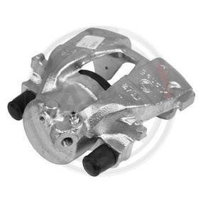 Brake Caliper 422082 PUNTO (188) 1.2 16V 80 MY 2006
