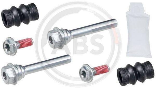 Guide Sleeve Kit, brake caliper A.B.S. 55092 expert knowledge