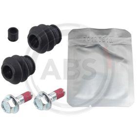 2012 KIA Ceed ED 1.6 Guide Sleeve Kit, brake caliper 55234