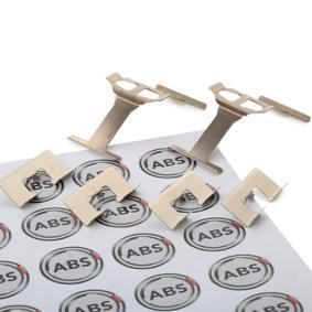 Комплект принадлежности, дискови накладки 1092Q 25 Хечбек (RF) 2.0 iDT Г.П. 2004