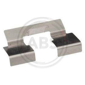 Комплект принадлежности, дискови накладки 1214Q 25 Хечбек (RF) 2.0 iDT Г.П. 2002
