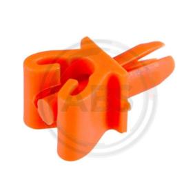 Holder, brake lines 96049 PUNTO (188) 1.2 16V 80 MY 2000