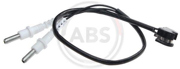 A.B.S.  39672 Contacto de aviso, desgaste de los frenos Long. contacto de aviso: 310mm