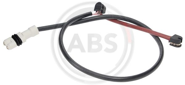 A.B.S.  39708 Figyelmezető kontaktus, fékbetét kopás Figyelmezető kontaktus hossz: 555mm
