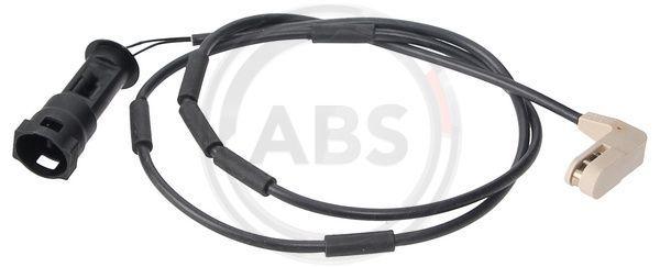 A.B.S.  39730 Figyelmezető kontaktus, fékbetét kopás Figyelmezető kontaktus hossz: 860mm