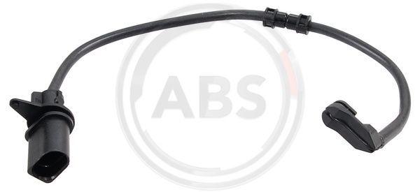 A.B.S.  39733 Figyelmezető kontaktus, fékbetét kopás Figyelmezető kontaktus hossz: 312mm