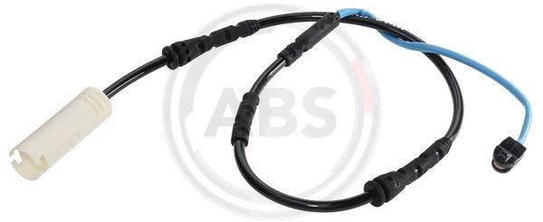 A.B.S.  39737 Figyelmezető kontaktus, fékbetét kopás Figyelmezető kontaktus hossz: 698mm