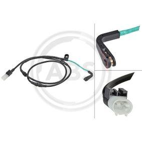 A.B.S.  39790 Предупредителен контактен сензор, износване на накладките дължина на контактния датчик: 122мм