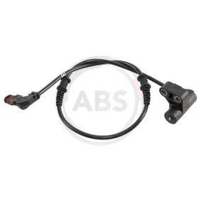 Sensor, Raddrehzahl Länge: 570mm mit OEM-Nummer 1685400117