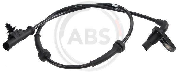 A.B.S.  30736 Sensor, wheel speed