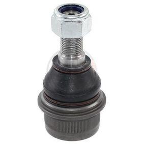 Giunto di supporto / guida Calibro conico: 21,0mm, Dimensioni filettatura: M18X1.5 RHT con OEM Numero 500334717