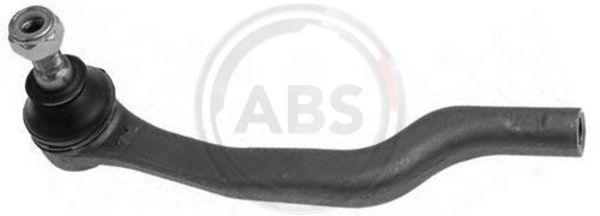 A.B.S.  230242 Rótula barra de acoplamiento Long.: 206mm, Medida cónica: 14,6mm, Medida de rosca: FM12X1.5 RHT