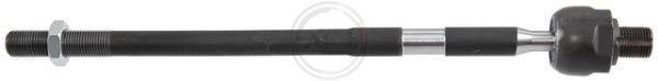 A.B.S.  240590 Articulatie axiala, cap de bara Lungime: 346,5mm