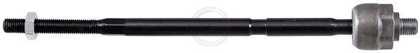 A.B.S.  240007 Articulatie axiala, cap de bara Lungime: 288,5mm