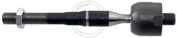 A.B.S.  240656 Articulatie axiala, cap de bara Lungime: 196,5mm