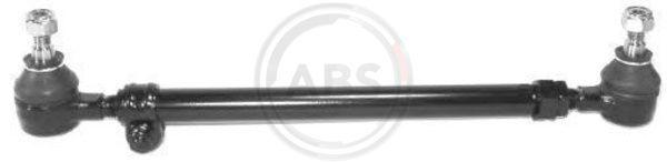 A.B.S.  250084 Barra de acoplamiento Long.: 322mm, Long.: 322mm