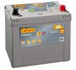 Akkumulator SUBARU FORESTER (SF) 1998 Baujahr 7807383 CENTRA Batterie-Kapazität: 65Ah, Kälteprüfstrom EN: 580A, Spannung: 12V