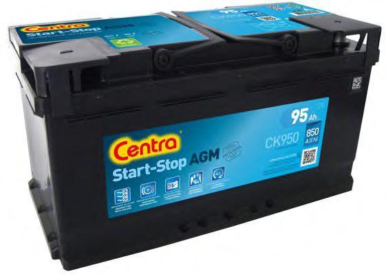 Autobatterie CK950 CENTRA CK950 in Original Qualität