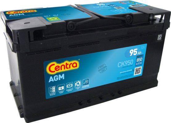Batterie CENTRA CK950 Bewertung
