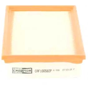 Luftfilter Länge: 278mm, Breite: 185mm, Höhe: 56mm mit OEM-Nummer 1L0 129 620