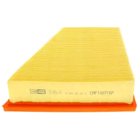 Air Filter Length: 216mm, Width: 218mm, Width 1: 126mm, Height: 58mm, Length: 216mm with OEM Number 6Y0 129 620