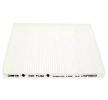 Cabin filter CHAMPION 7807656 Particulate Filter, Pollen Filter