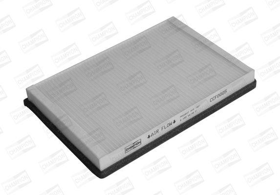 CHAMPION  CCF0005 Filter, Innenraumluft Länge: 259mm, Breite: 178mm, Höhe: 31mm