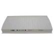 Filtro de aire acondicionado CHAMPION 7807669 Filtro antipolen, Filtro de partículas