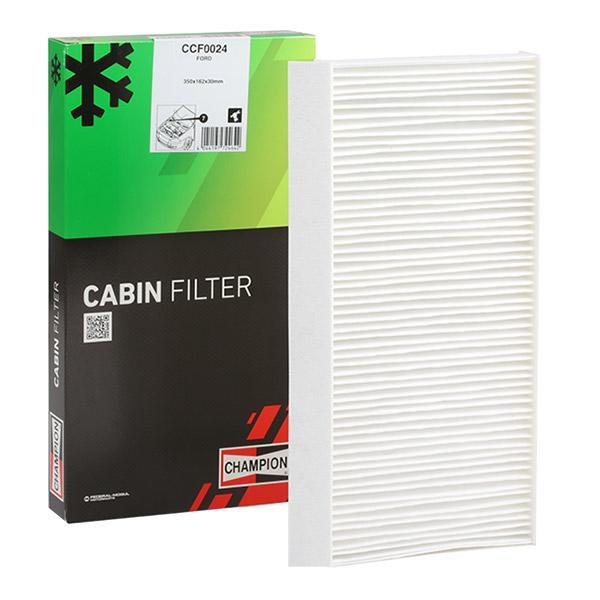 Innenraumfilter CCF0024 CHAMPION CCF0024 in Original Qualität